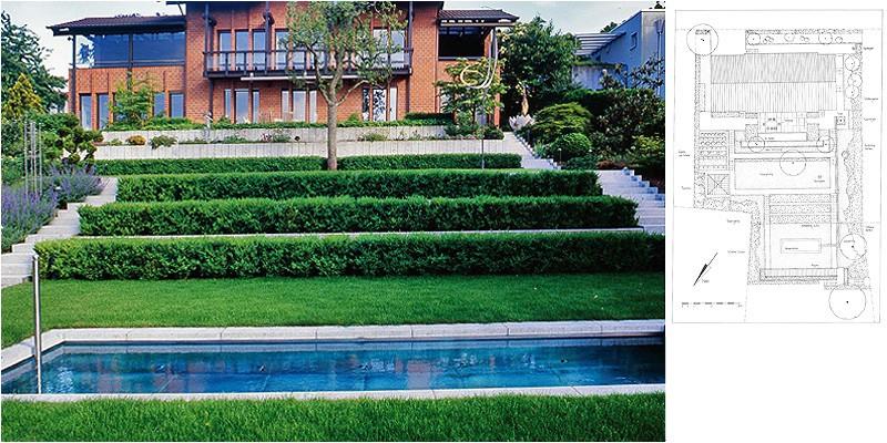 projekte • garten & architektur guenter mader, Garten ideen